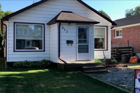 House for sale at 272 Amelia St E Thunder Bay Ontario - MLS: TB192135