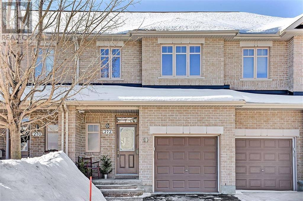 Townhouse for sale at 272 Badgeley Ave Ottawa Ontario - MLS: 1183591