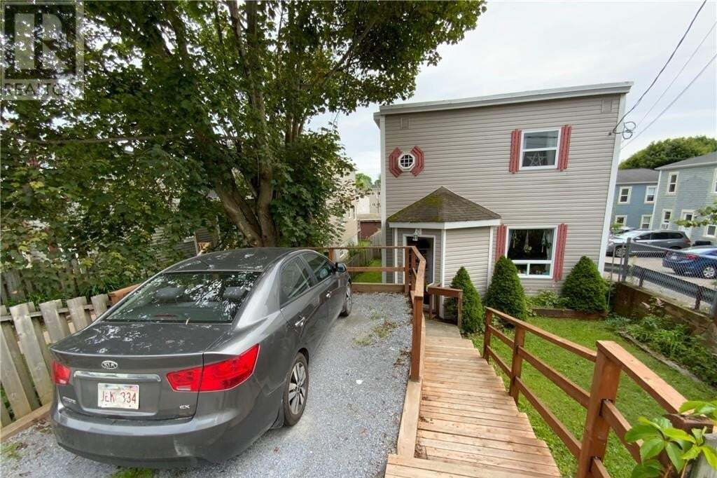 House for sale at 272 Duke St Saint John New Brunswick - MLS: NB046777
