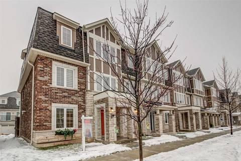 Townhouse for sale at 272 Ellen Davidson Dr Oakville Ontario - MLS: W4391054