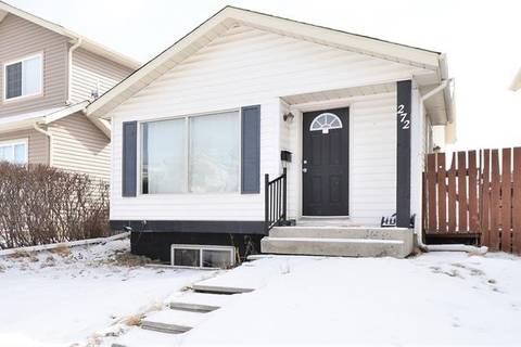 House for sale at 272 Falton Dr Northeast Calgary Alberta - MLS: C4292688