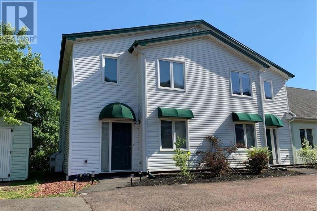 Townhouse for sale at 272 Mclaughlin Rd Moncton New Brunswick - MLS: M129131