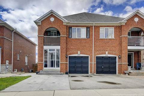 Townhouse for sale at 272 Monte Carlo Dr Vaughan Ontario - MLS: N4719201
