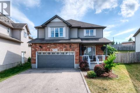 House for sale at 272 Purple Sage Cres Kitchener Ontario - MLS: 30750828