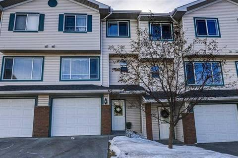 Townhouse for sale at 272 Rocky Ridge Ct Northwest Calgary Alberta - MLS: C4288920
