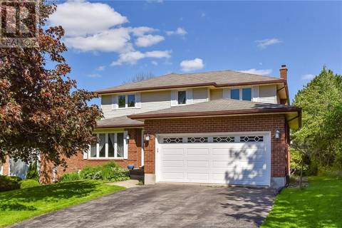 House for sale at 272 Roxton Dr Waterloo Ontario - MLS: 30743245