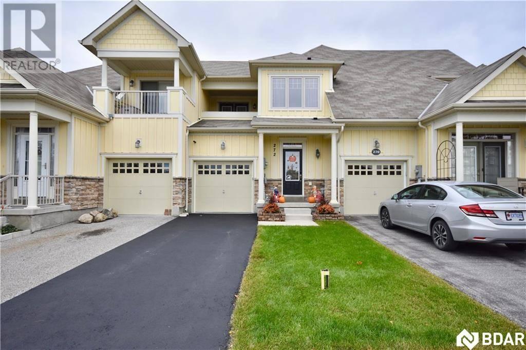 Townhouse for sale at 272 Stonebridge Blvd Wasaga Beach Ontario - MLS: 30773450