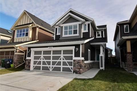 House for sale at 272 Sunrise Vw Cochrane Alberta - MLS: C4229220