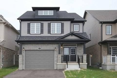 House for sale at 272 Sweet Gale St Waterloo Ontario - MLS: X4465341