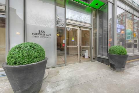 Apartment for rent at 155 Yorkville Ave Unit 2720 Toronto Ontario - MLS: C4738393