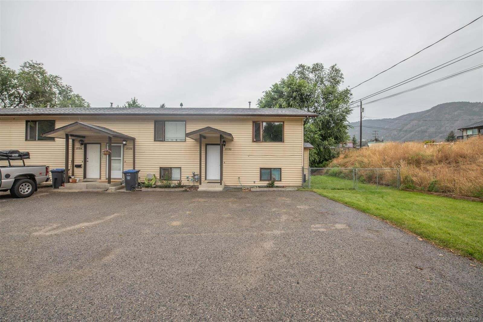 Townhouse for sale at 2720 Riffington Pl West Kelowna British Columbia - MLS: 10214043