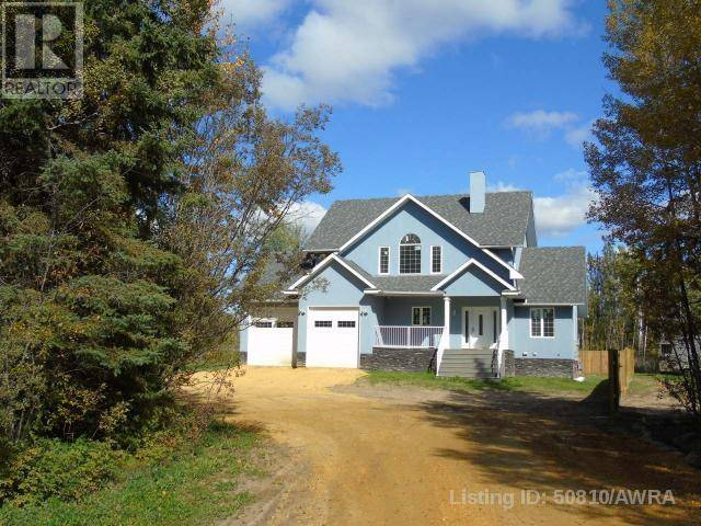 House for sale at 2720 Strawberry Ln Wabasca-desmarais Alberta - MLS: 50810