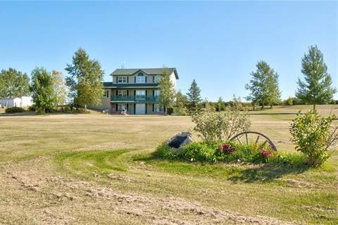 House for sale at 272134 Rge Rd 285  Rural Rocky View County Alberta - MLS: C4267669