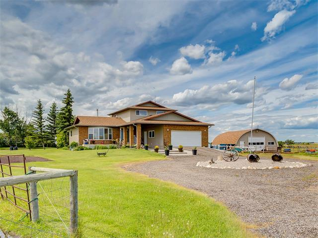 For Sale: 272180 Twp Rd 240 , Langdon, AB | 3 Bed, 3 Bath House for $988,600. See 50 photos!