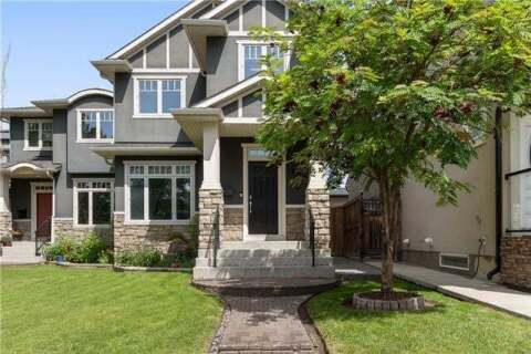 Townhouse for sale at 2722 Parkdale Blvd Northwest Calgary Alberta - MLS: C4306023