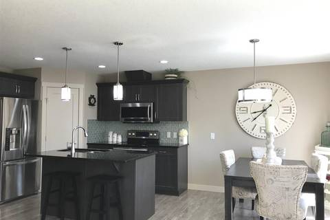 Townhouse for sale at 2723 Sparrow Pl Nw Edmonton Alberta - MLS: E4153213