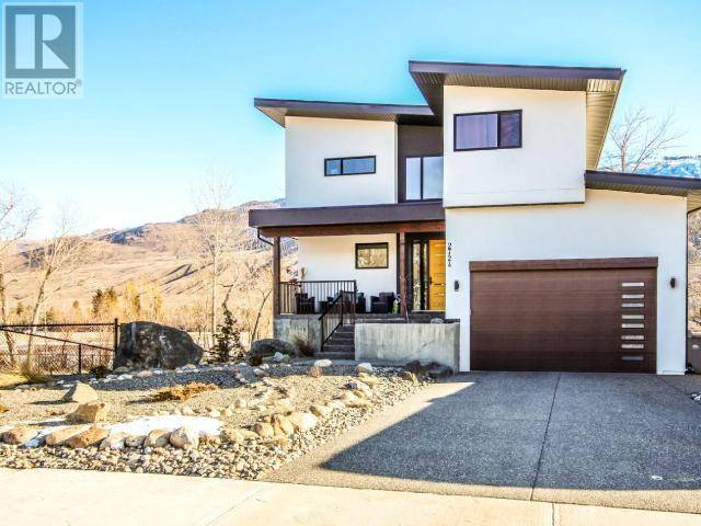 House for sale at 2724 Beachmount Cres  Kamloops British Columbia - MLS: 155130