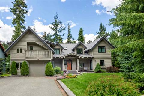 House for sale at 2724 Millars Pond Cres Whistler British Columbia - MLS: R2355201