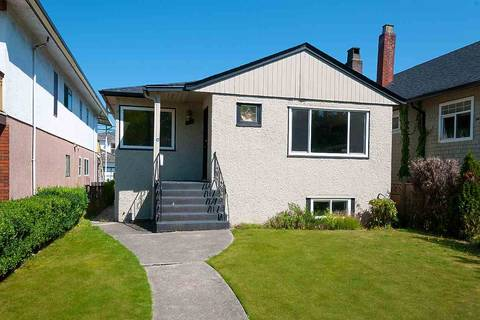 House for sale at 2725 Mcgill St Vancouver British Columbia - MLS: R2396787