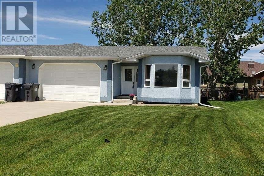 Townhouse for sale at 273 100  Raymond Alberta - MLS: LD0190130