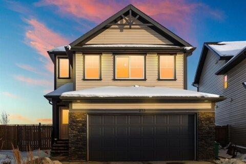 House for sale at 273 Cimarron Vista Ct Okotoks Alberta - MLS: A1045168