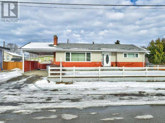 House for sale at 273 Cypress Ave Kamloops British Columbia - MLS: 155317