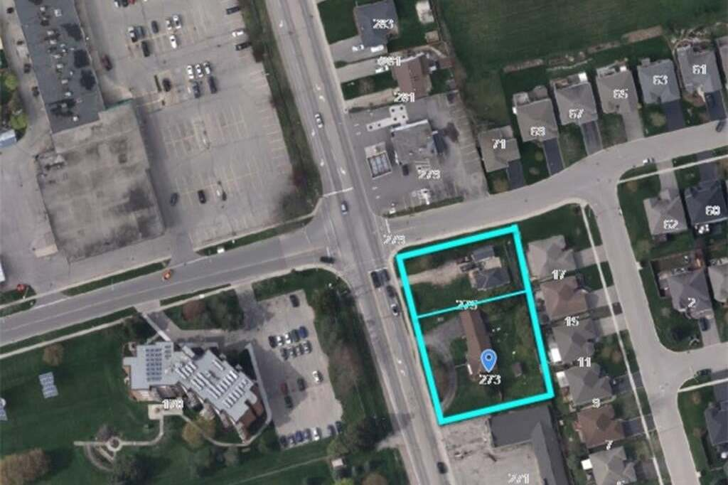 Commercial property for sale at 273 Grand River St North Paris Ontario - MLS: 30825787