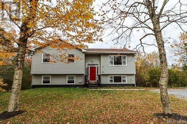 House for sale at 273 Hampton Rd Quispamsis New Brunswick - MLS: NB050753