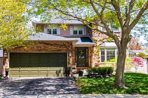 House for sale at 273 Honeyvale Rd Oakville Ontario - MLS: W4460547