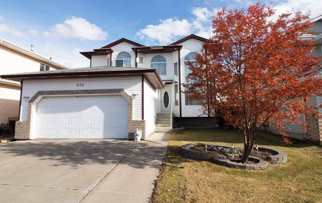 House for sale at 273 Ozerna Rd Nw Edmonton Alberta - MLS: E4178095