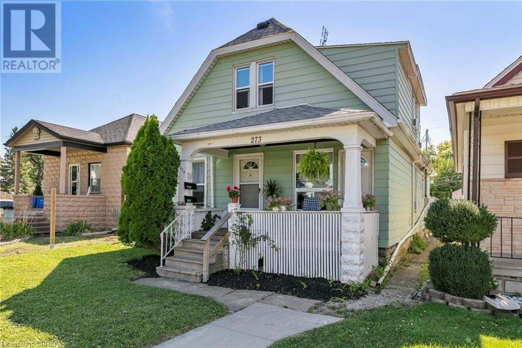 Townhouse for sale at 273 Pierre Ave Windsor Ontario - MLS: 40015429