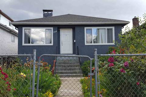 House for sale at 2730 1st Ave E Vancouver British Columbia - MLS: R2383949