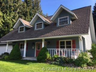 House for sale at 2730 Mount Dale Pl Blind Bay British Columbia - MLS: 10184751