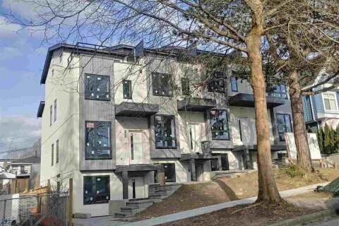 Townhouse for sale at 2731 Duke St Vancouver British Columbia - MLS: R2459763