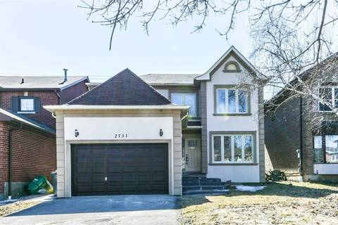 House for sale at 2731 Hammond Rd Mississauga Ontario - MLS: W4396287