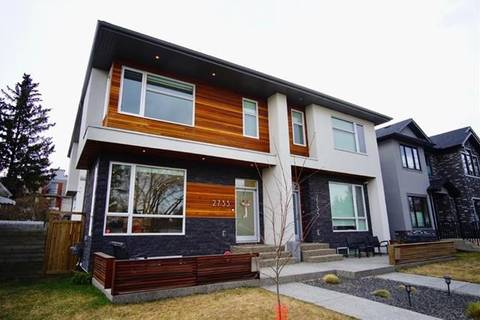 Townhouse for sale at 2733 16 Ave Southwest Calgary Alberta - MLS: C4237193