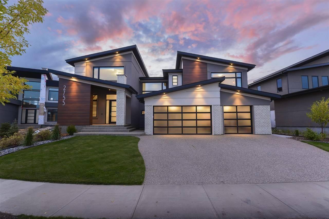 House for sale at 2735 Wheaton Dr Nw Edmonton Alberta - MLS: E4174270