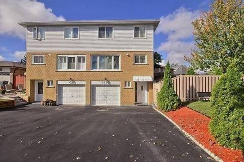 Townhouse for sale at 2738 Council Ring Rd Mississauga Ontario - MLS: W4633376
