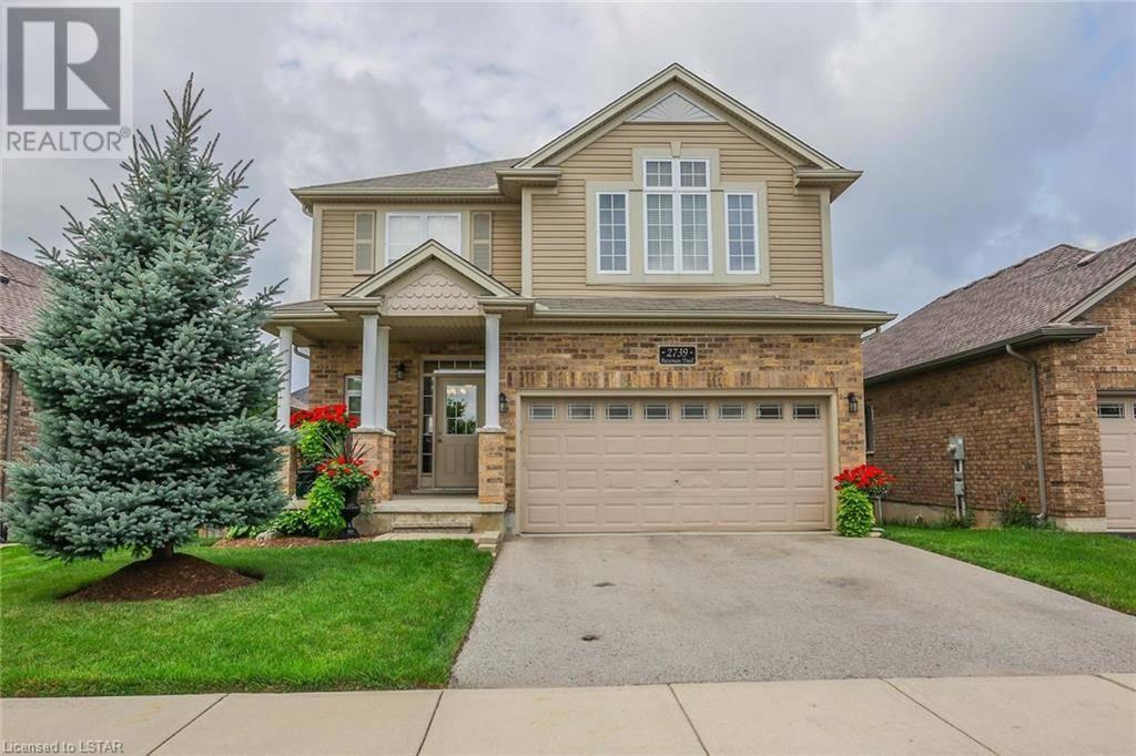 House for sale at 2739 Bateman Tr London Ontario - MLS: 220387