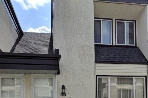 Townhouse for sale at 3307 116a Av NW Unit 274 Edmonton Alberta - MLS: E4223740