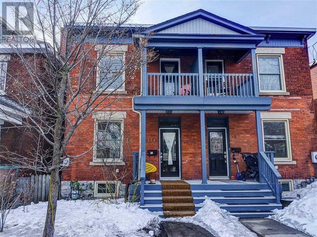 House for sale at 274 Fifth Ave Ottawa Ontario - MLS: 1187740