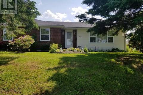 House for sale at 274 Hawthorne Dr Riverview New Brunswick - MLS: M122372