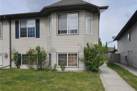 Townhouse for sale at 274 Lindsay Ave Red Deer Alberta - MLS: ca0171071