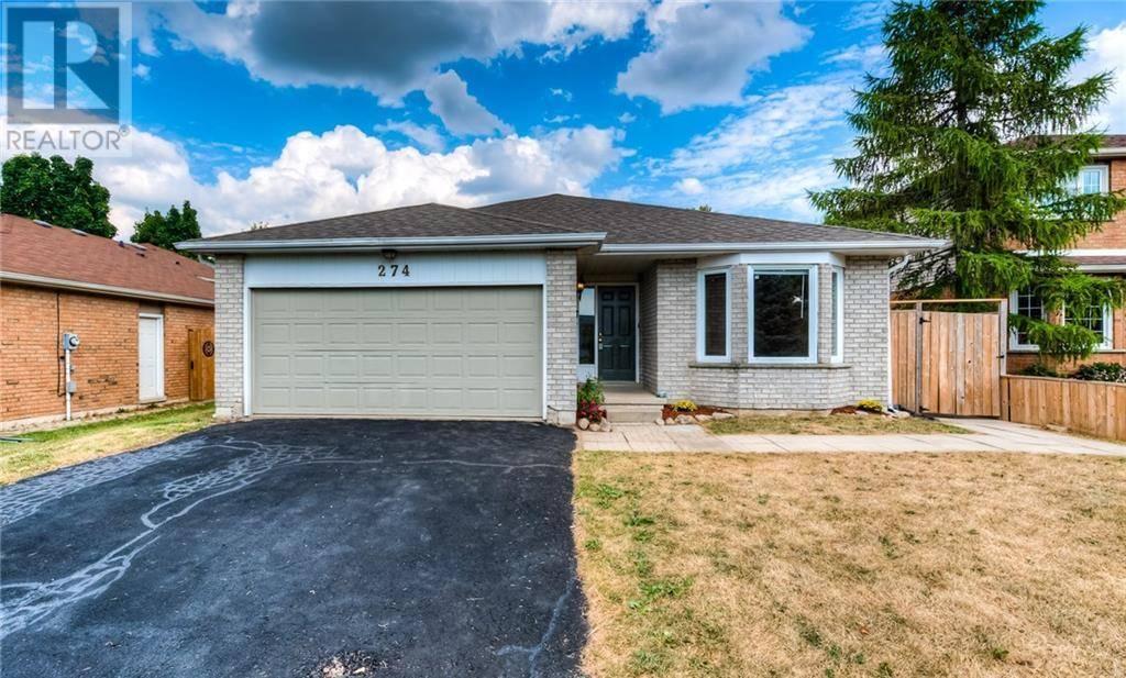 House for sale at 274 Westvale Dr Waterloo Ontario - MLS: 30757617