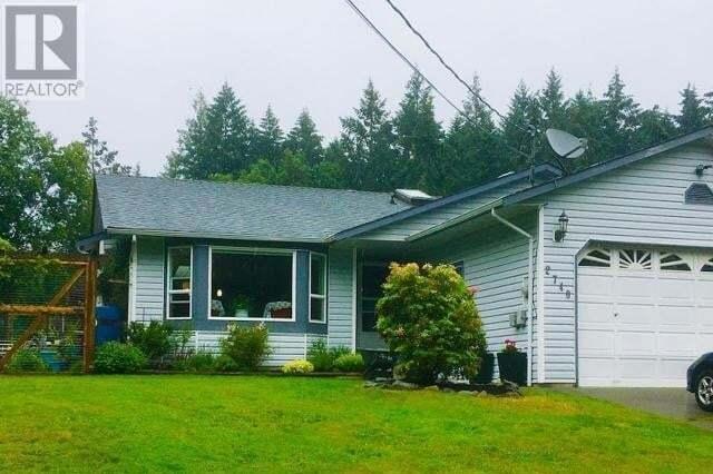 House for sale at 2740 Barnes Rd Nanaimo British Columbia - MLS: 470187