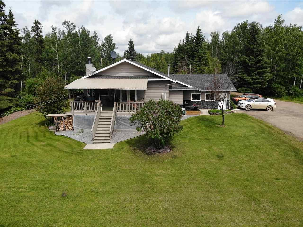 House for sale at 274043 Twp Rd Rural Wetaskiwin County Alberta - MLS: E4155743
