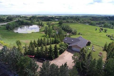 House for sale at 274082 Rge Rd 24a  Rural Rocky View County Alberta - MLS: C4267242