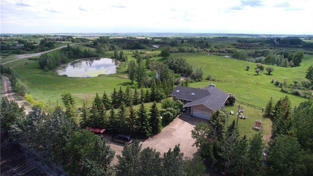 House for sale at 274082 Rge Rd Rural Rocky View County Alberta - MLS: C4267242