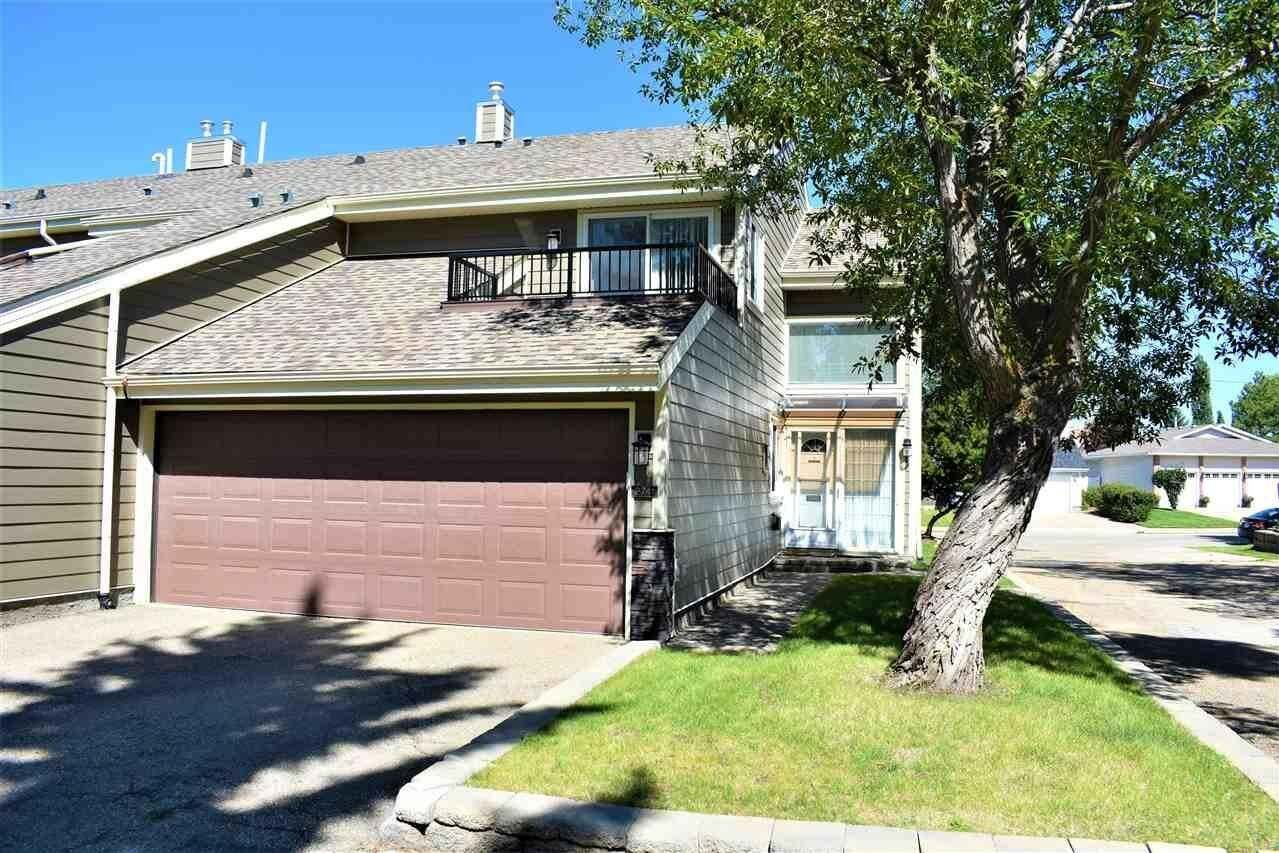 Townhouse for sale at 2741 124 St NW Edmonton Alberta - MLS: E4209204