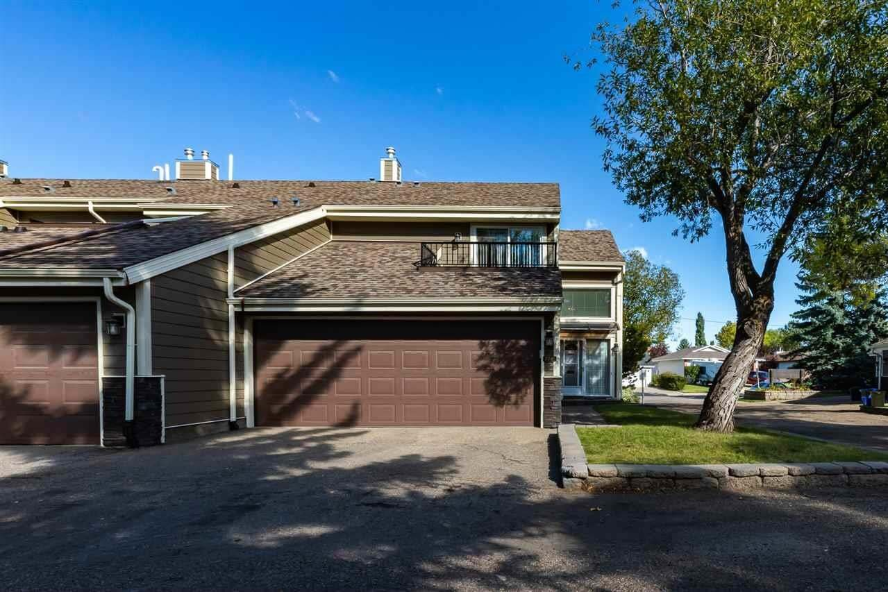 Townhouse for sale at 2741 124 St NW Edmonton Alberta - MLS: E4213823